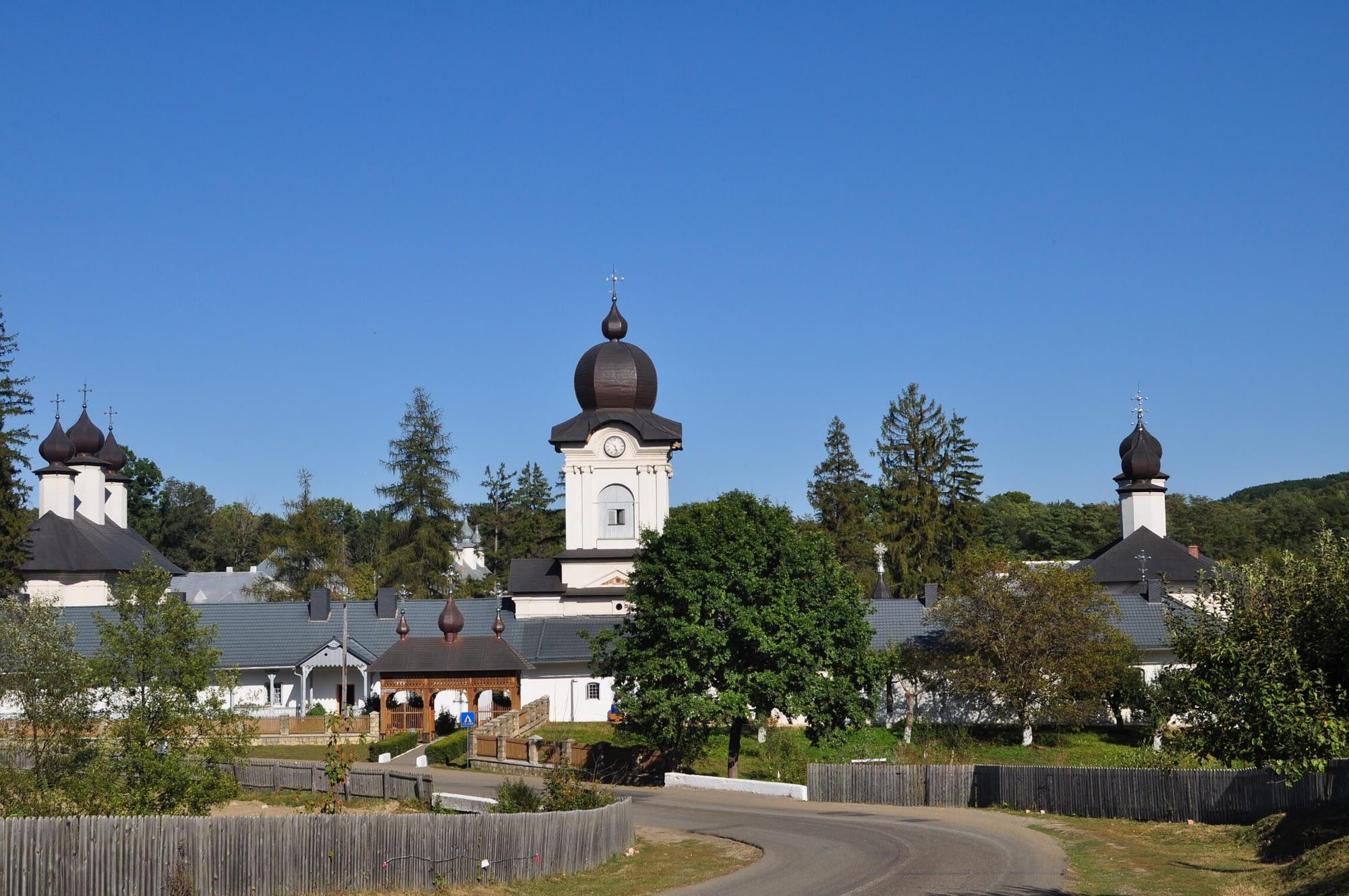 Pelerinaj manastiri botosanene