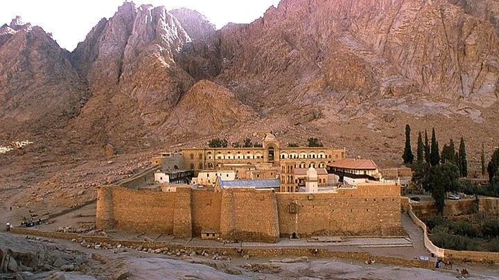 Pelerinaj Egipt cu Manastirea Sf Ecaterina Sinai 2022